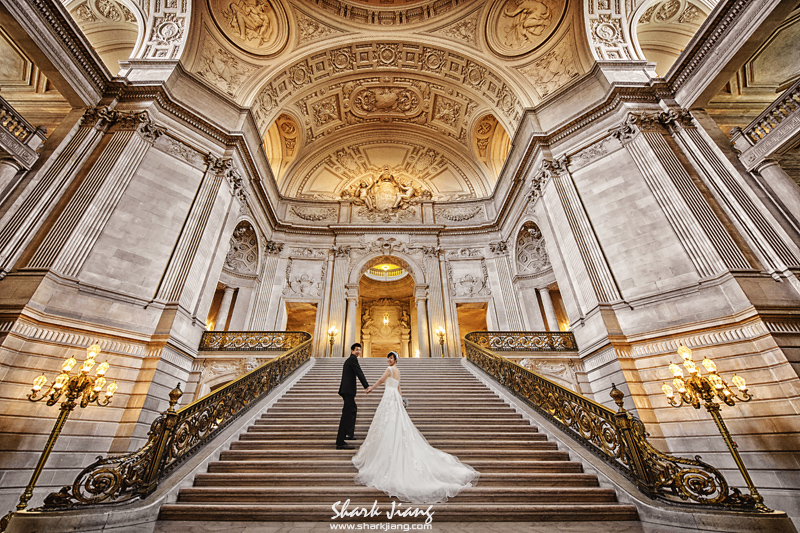 舊金山婚紗